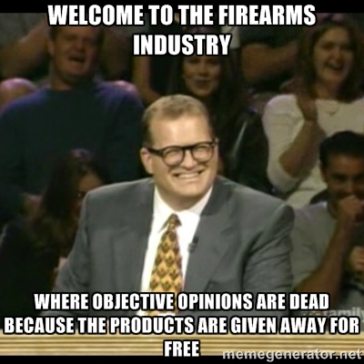 Why You Don't Deserve That Free Product 2 - Firearms Photographer | Firelance Media