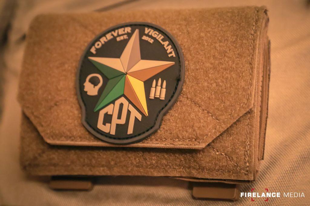 CPT/Oneiros Valley Practical Admin Pouch (PAP) 1 - Firearms Photographer | Firelance Media