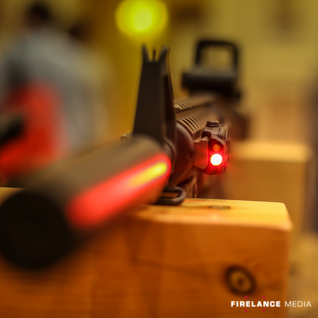 Princeton Tec Lights Up SHOT Show 2014 1 - Firearms Photographer | Firelance Media