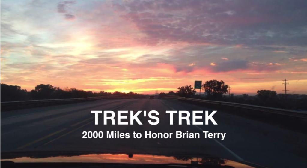 Trek's Trek: Ride to Honor Brian Terry - The Final Video 1 - Firearms Photographer   Firelance Media
