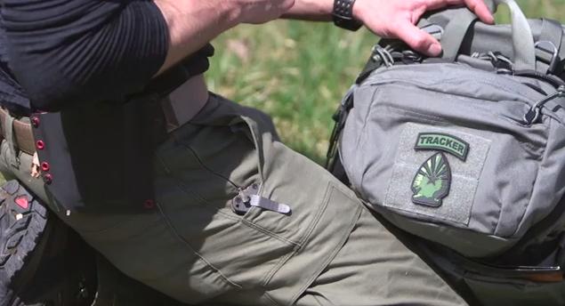 Greenside Training Tracker Patch
