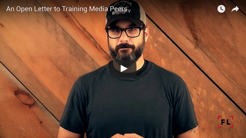 An Open Letter to Training Media Peers 3 - Firearms Photographer | Firelance Media