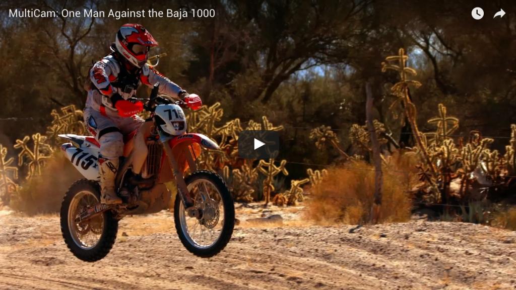 "Video of the Week: ""MultiCam: One Man Against the SCORE International Baja 1000"" 6 - Firearms Photographer | Firelance Media"
