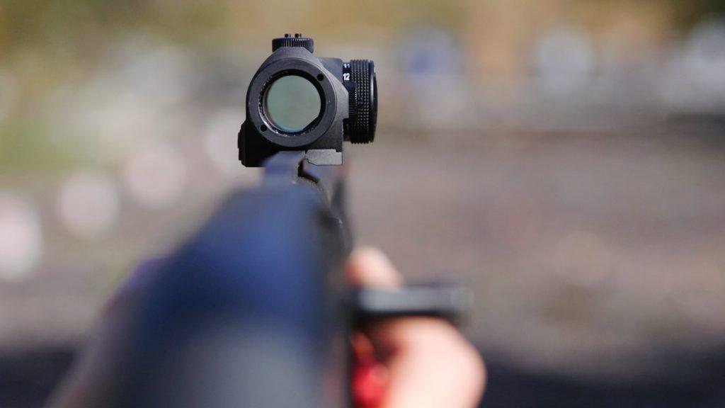 REVIEW: Aimpoint Micro S1 Shotgun Sight 2 - Firearms Photographer   Firelance Media