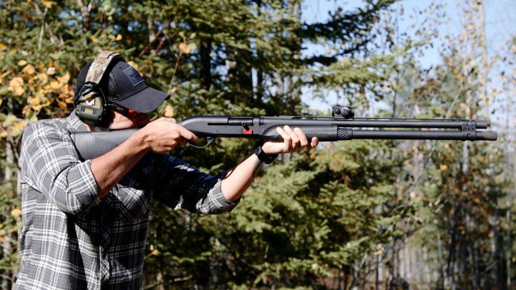 REVIEW: Aimpoint Micro S1 Shotgun Sight 3 - Firearms Photographer   Firelance Media