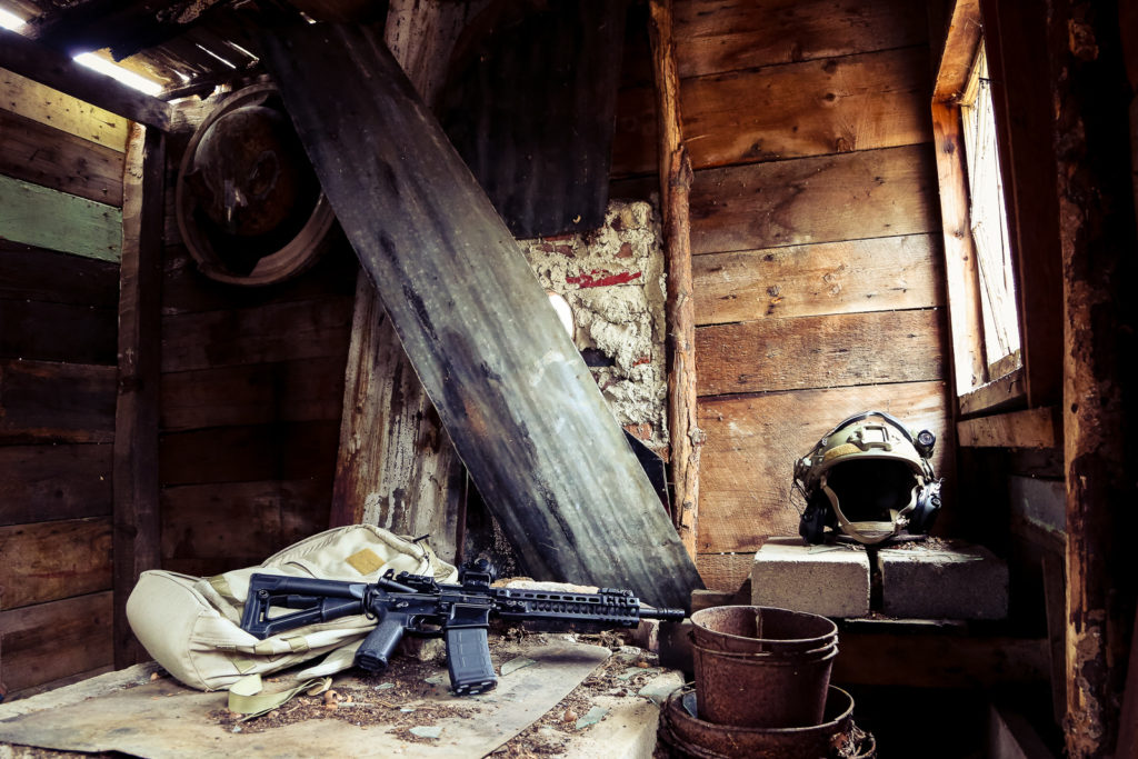 Lifestyle 7 - Firearms Photographer | Firelance Media