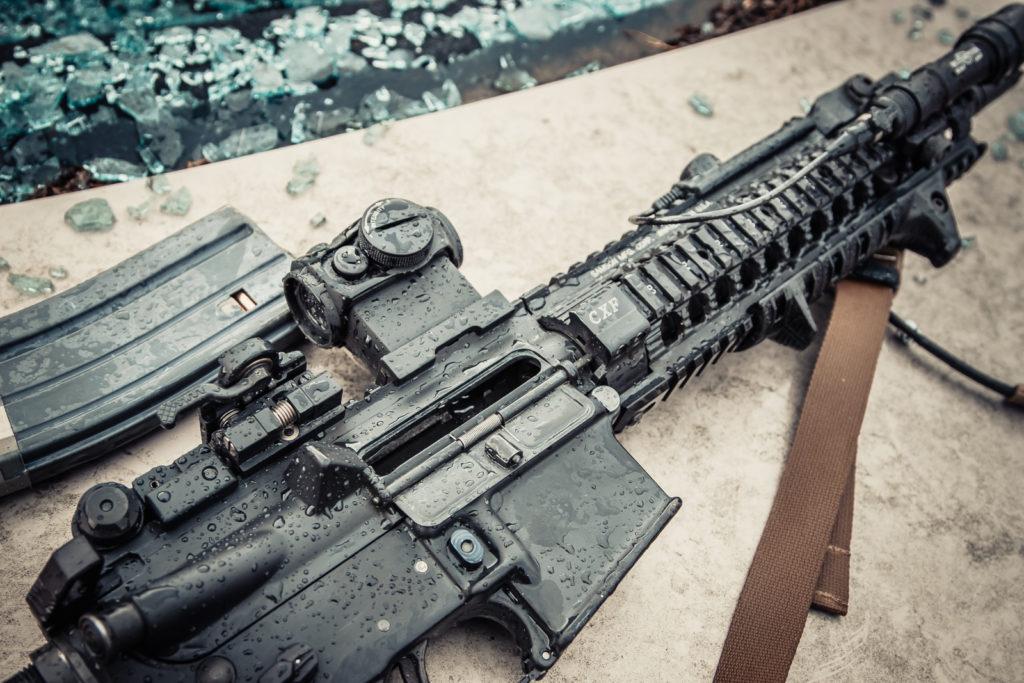 Lifestyle 8 - Firearms Photographer | Firelance Media