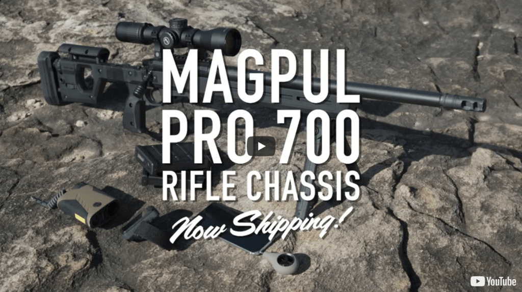 MAGPUL Pro 700 Chassis
